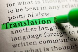 Übersetzungsbüro Schweinfurt - Der Übersetzer der Ihrem Business international weiterhilft