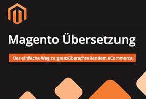 Magento Flyer German