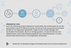 Übersetzungs API