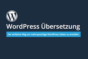 wordpress Übersetzung mit Straker Translations