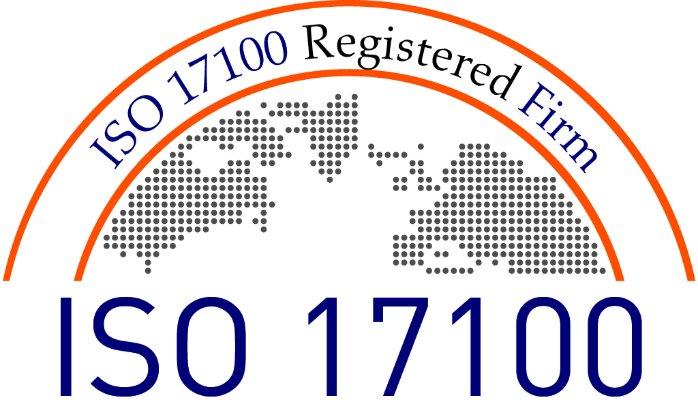 ISO17100 Straker Translations registriertes Unternehmen